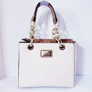 Simply Noelle Structured Handbag